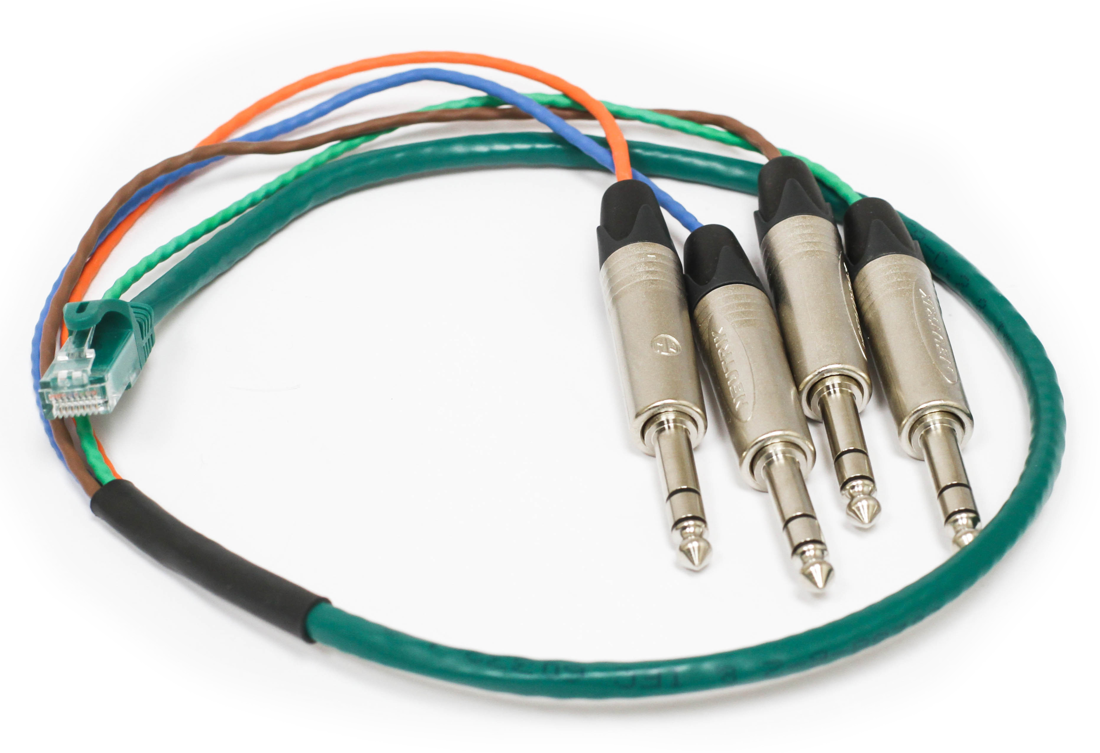 Pinout | QTP: Quad Twisted Pair – Moving 4 channels of Analog or 8 ...